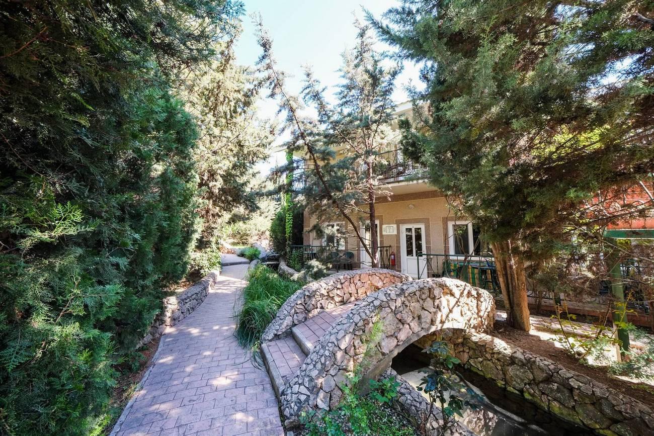 Отдых в Орловке Крым  Качинская гостиница  Севастополь