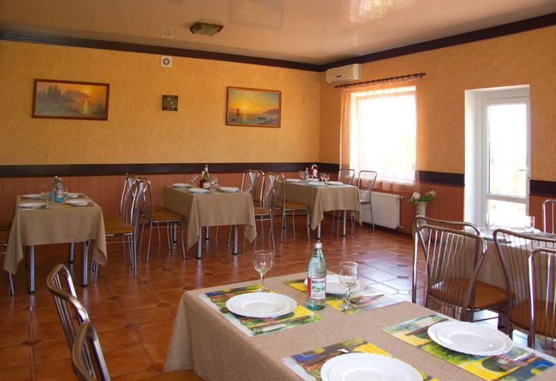 Кафе Орловка гостиница Качинская гостиница  Севастополь