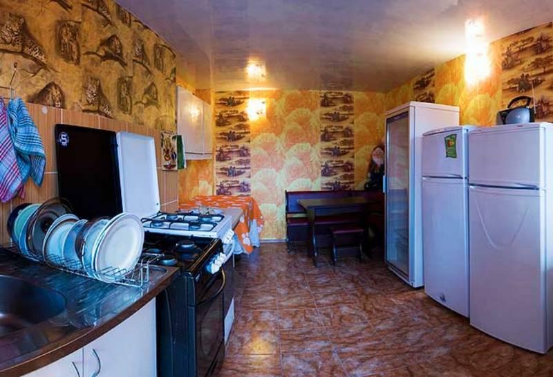 Крым Севастополь Учкуевка гостевые дома Отдых на море
