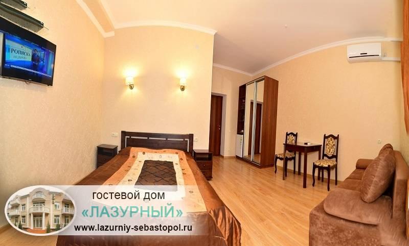 Севастополь гостевые дома у моря недорого Гостевой дом Лазурный Учкуевка