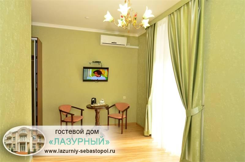 Гостевые дома Севастополя на берегу моря Гостевой дом Лазурный Учкуевка