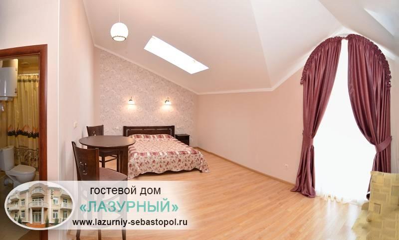 Гостевой дом в Севастополе без посредников Гостевой дом Лазурный Учкуевка