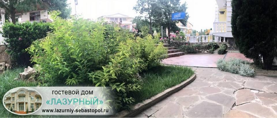 Севастополь гостевые дома рядом с морем Гостевой дом Лазурный Учкуевка