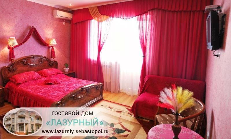 Гостевой дом Лазурный Учкуевка Гостевой дом в Севастополе без посредников