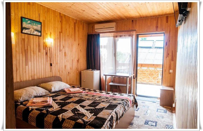 «Приют странника», гостевой дом Севастополь. Отдых в Байдарской долине