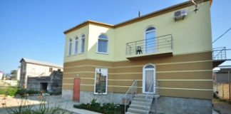«Ларимар на Волошина, 53» гостевой дом в Береговом