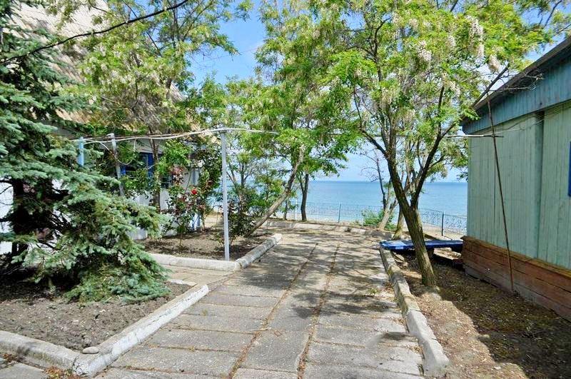 Базы отдыха в Орджоникидзе Крым