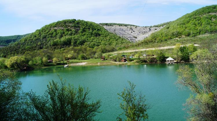 Село Родное Крым отдых