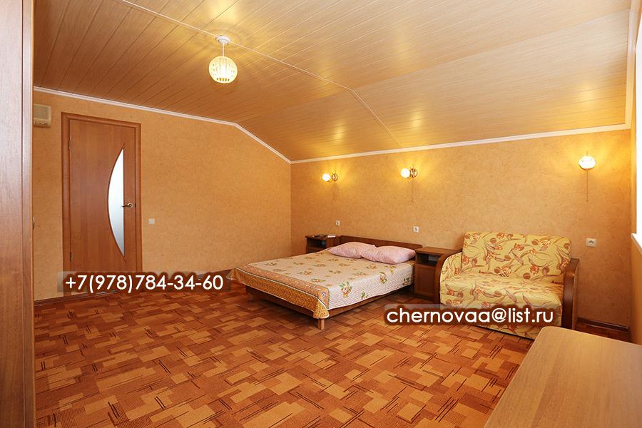 Поселок Курортное Крым гостевые дома