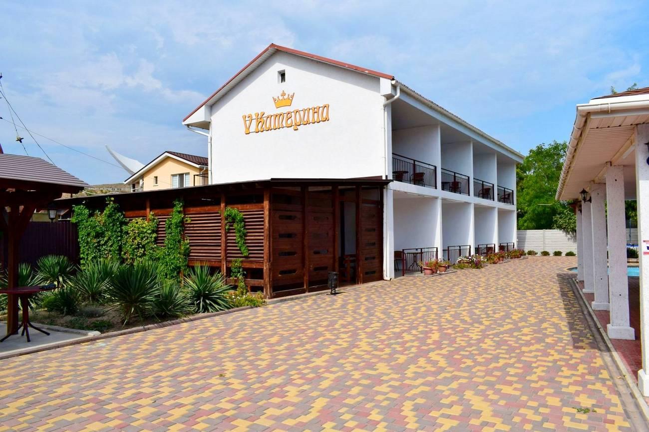 «Villa Katerina». Отдых в Керчи, Крыму