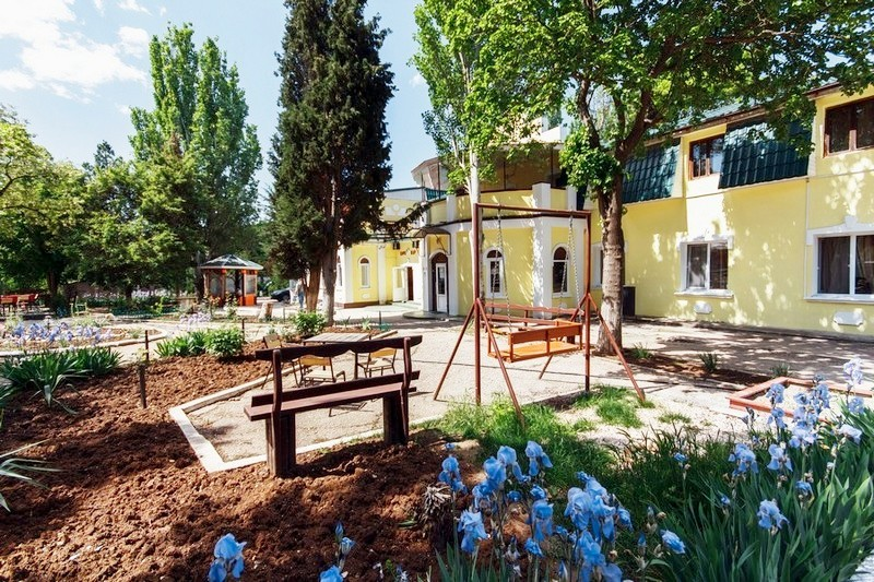 Гостевой дом в Балаклаве Крым