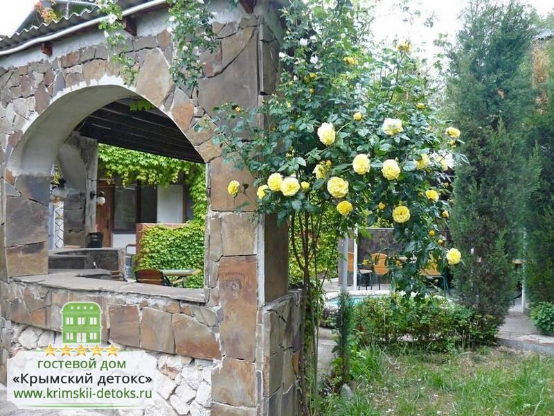 Снять гостевой дом в Севастополе недорого Учкуевка