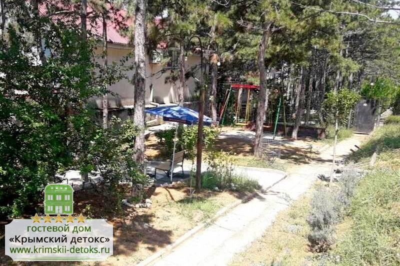 Отели гостиницы гостевые дома Севастополя Учкуевка