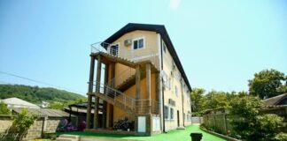 «TK's House» гостиница в Сочи